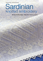 Sardinian Knotted Embroidery: Whitework from Teulada