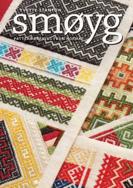 Smyg Pattern Darning From Norway Book