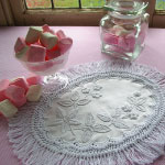 Blackberry doily